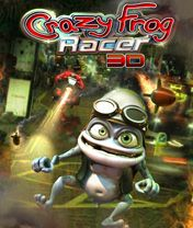Mobile game Crazy Frog Racer 3D - screenshots. Gameplay Crazy Frog Racer 3D