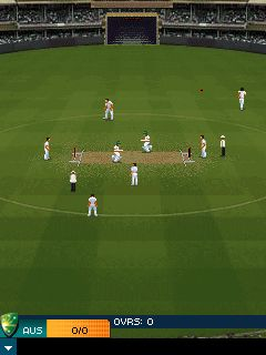Mobile game Ashes Cricket - screenshots. Gameplay Ashes Cricket