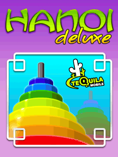 Download free mobile game: Hanoi Towers Deluxe - download free games for mobile phone