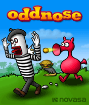 Download free mobile game: Oddnose - download free games for mobile phone