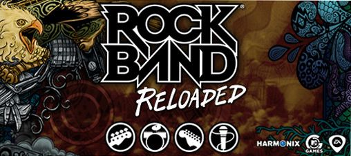 Mobile game Rock Band 2 Reloaded - screenshots. Gameplay Rock Band 2 Reloaded