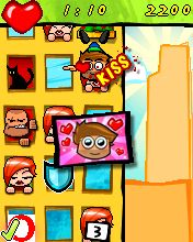 Mobile game Kissing Frenzy - screenshots. Gameplay Kissing Frenzy