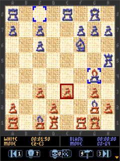 Mobile game Chessmaster - screenshots. Gameplay Chessmaster