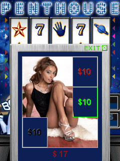 Mobile game Penthouse Slot Machine - screenshots. Gameplay Penthouse Slot Machine