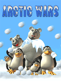 Download free mobile game: Arctic Wars - download free games for mobile phone