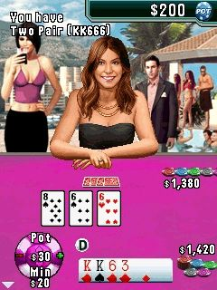 Mobile game Texas Hold'Em Poker 2 - screenshots. Gameplay Texas Hold'Em Poker 2