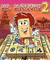 Download free mobile game: Mr. Mahjong II - download free games for mobile phone