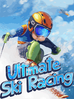 Ultimate Ski Racing game ponsel Java jar