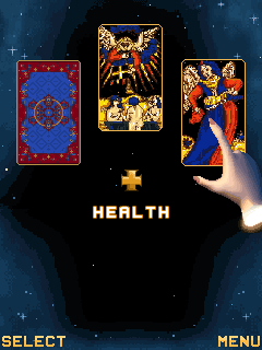 Mobile game Tarot - screenshots. Gameplay Tarot