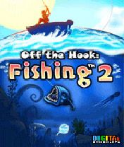 Mobile game Fishing off the Hook 2 - screenshots. Gameplay Fishing off the Hook 2