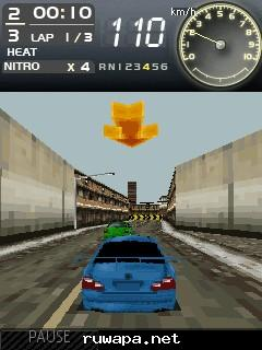 Mobile game Need For Speed Most Wanted - screenshots. Gameplay Need For Speed Most Wanted