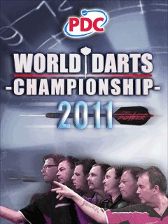 Download free mobile game: PDC World Darts Championship 2011 - download free games for mobile phone