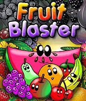 Download free mobile game: Fruit Blaster - download free games for mobile phone