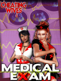 Download free mobile game: Cheating Wives: Medical Exam - download free games for mobile phone