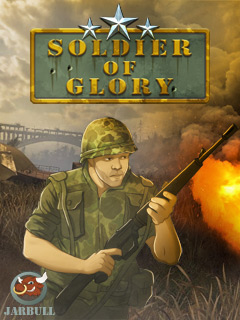 Mobile game Soldier Of Glory - screenshots. Gameplay Soldier Of Glory