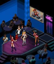 Mobile game Strip Club Manager - screenshots. Gameplay Strip Club Manager
