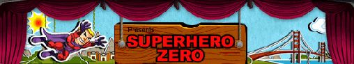 Mobile game Super Hero Zero - screenshots. Gameplay Super Hero Zero