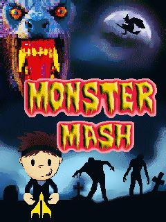 Download free mobile game: Monster Mash - download free games for mobile phone