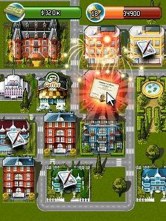 Mobile game Millionaire City - screenshots. Gameplay Millionaire City