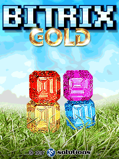 Download free mobile game: Bitrix Gold - download free games for mobile phone