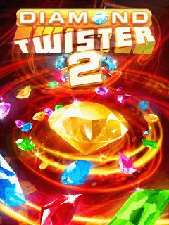 Download free mobile game: Diamond Twister 2 - download free games for mobile phone