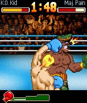 Mobile game Super KO Boxing - screenshots. Gameplay Super KO Boxing