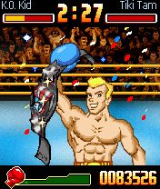 Java Game Screenshots Super KO Boxing  Gameplay Super KO Boxing