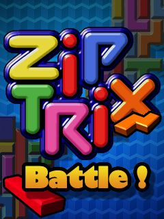 Download free mobile game: Ziptrix Battle! - download free games for mobile phone