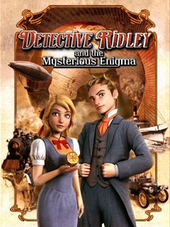 Mobile game Detective Ridley and the Mysterious Enigma - screenshots. Gameplay Detective Ridley and the Mysterious Enigma