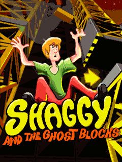Download free mobile game: Shaggy and the Ghost Blocks - download free games for mobile phone