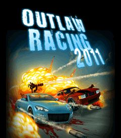 Download free mobile game: Outlaw Racing 2011 - download free games for mobile phone