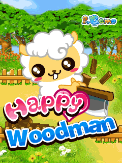 Download free mobile game: Happy Woodman - download free games for mobile phone