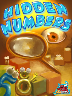 Download free mobile game: Hidden Numbers - download free games for mobile phone