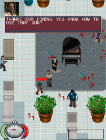 Mobile game Dead Rising - screenshots. Gameplay Dead Rising