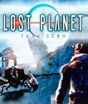 Free Download Game Lost Planet: Trag Zero Java All Screen