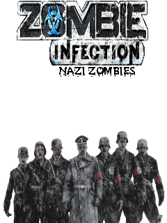 Mobile game Zombie Infection Nazi Zombies - screenshots. Gameplay Zombie Infection Nazi Zombies