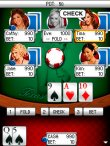 Screenshots and gameplay of the java game Poker XXX Texas Hold'Em.