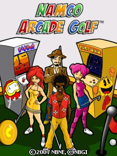 Mobile game Arcade Golf - screenshots. Gameplay Arcade Golf