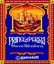 Mobile game Prince Of Persia: Harem Adventures - screenshots. Gameplay Prince Of Persia: Harem Adventures