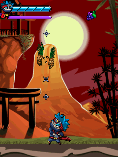 Mobile game Fruit Ninja - screenshots. Gameplay Fruit Ninja