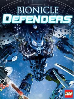 Download free mobile game: LEGO Bionicle Defenders - download free games for mobile phone