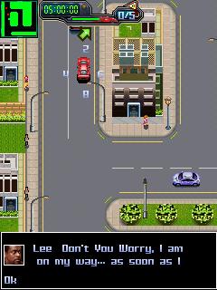 Mobile game Rush Hour 3 - screenshots. Gameplay Rush Hour 3