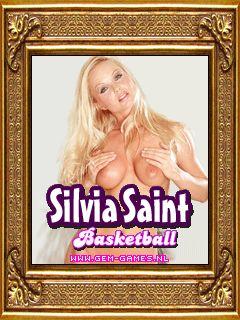 Download free mobile game: Silvia Saint Basketball - download free games for mobile phone