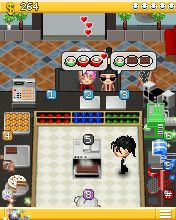 Mobile game Coffee Shop - screenshots. Gameplay Coffee Shop