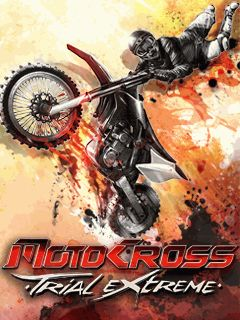 Mobile game Motocross Trial Extreme - screenshots. Gameplay Motocross Trial Extreme