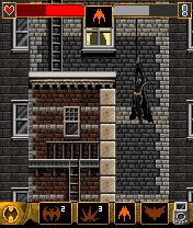 Mobile game Batman Begins - screenshots. Gameplay Batman Begins