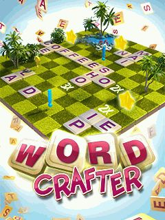 Mobile game WordCrafter - screenshots. Gameplay WordCrafter