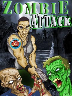 Mobile game Zombie Attack (Jarbull) - screenshots. Gameplay Zombie Attack (Jarbull)