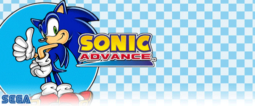 Mobile game Sonic Advance - screenshots. Gameplay Sonic Advance