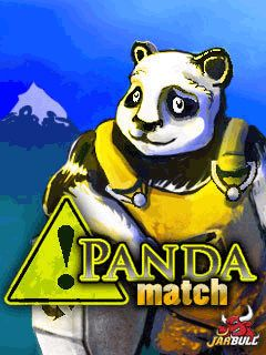 Mobile game Panda Match - screenshots. Gameplay Panda Match